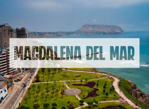 ¿Piensas mudarte? Te damos algunas razones para vivir en Magdalena del Mar